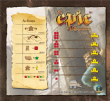 Tiny Epic Kingdoms - Action/Tower Mat